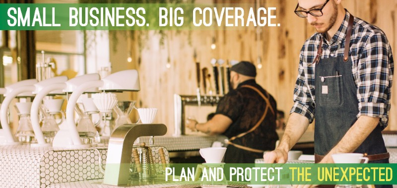 Small Business. Big Coverage.
